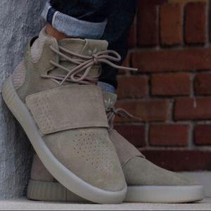 Adidas Originals Tubular Invader Strap Shoes